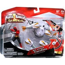 Power Ranger Samurai Tigerzord Vehicle - Megazord - Op4