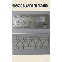Teclado Samsung Ativ Book Np 905s3g Blanco Español