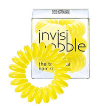 Dona Cuidado Cabello O Extensiones Invisibubobble Amarilla
