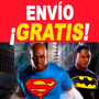 Under Armour Alter Ego Compression Superheroes Envio Gratis