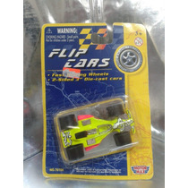 Motor Max - Formula 1 Flip Cars Doble Vista En Blister