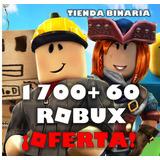 1700 Robux En Roblox ¡oferta Limitada!