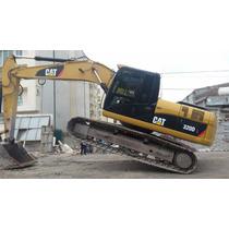 Excavadora Cat 320dl 2011 Unico Dueño 3100 Hrs Incluye Marti