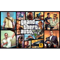 Grand Theft Auto V Rockstar -no Steam- Cd-key Global