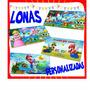 Lona Personalizada Jake Y Los Piratas Para Fiesta Infantil