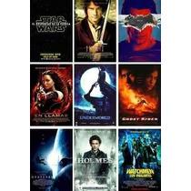 Poster De Cine Superman Watchmen Inframundo Hobbit Wolverine