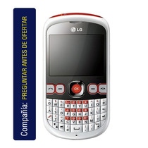 Lg C305 Cám 2mpx Wifi Redes Sociales Sms Reproductor Mp3