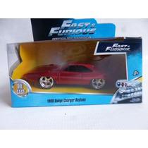 Dodge Charger Daytona Pelicula Rapido Y Furioso 1/32 Doms
