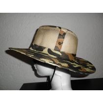 Sombrero Outdoor Red Tactica Militar Camoflaje Gocha Safari
