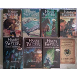 Saga Harry Potter 11 Libros