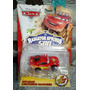 Cars Radiador Springs Off Road Rayo Mcqueen 1:55