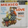 Jo Basile & Orchestra / Mexico With Love 1 Disco Lp Vinil