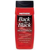 Mothers Back To Black Restaurador De Plásticos