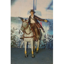 Indiana Jones Con Caballo Búsqueda Del Arca Lfl Hasbro 07