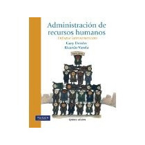 Libro Administracion De Recursos Humanos 5 Ed *cj