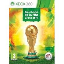 Copa Mundial De La Fifa Brasil 2014 X360