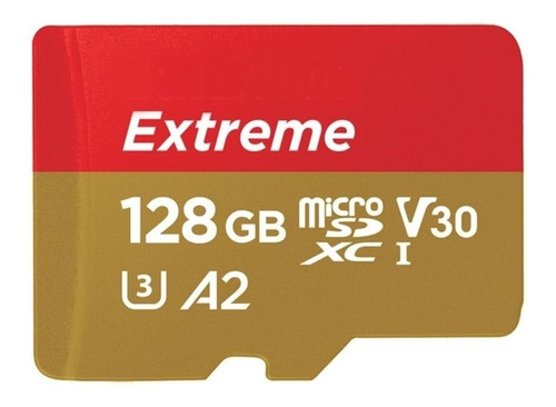 Tarjeta De Memoria Sandisk Sdsqxa1-128g-an6ma Extreme 128gb