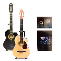 Guitarra Electroacustica Mccartney C/afinador Remate !!