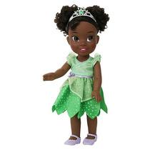 Disney Toddler Tiana - Vestido Verde