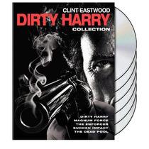 Colección Harry El Sucio (dirty Harry / Magnum Force / The E