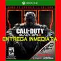 Call Of Duty Black Ops 3 Edicion Zombies Xbox One Offline