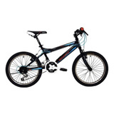 Bicicleta Benotto Mtb Progression R20 21v Niños Frenos V