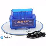 Escaner Automotriz Obdii Obd2 Bluetooth Elm327 V1.5, Versión De Protocolo Completo Admite 9 Protocolo Principales