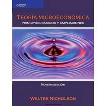 Libro: Teoría Microeconómica Pdf