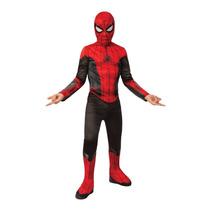 Disfraz Niño Spiderman Hombre Araña Lejos D Casa Envio Inc