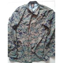 Camisola Militar Us Army Original Pixelada Usmc Marines