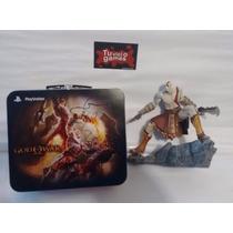 Estatua Kratos God Of War Ascension Collector