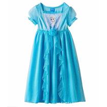 Vestido-bata Frozen (elsa)
