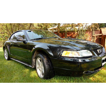 Ford Mustang Gt , V8 , 4.6lts. Piel ,automático Muy Cuidado