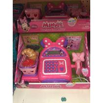 Minnie Mouse Caja Registradora