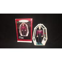 Star Trek Capitan Jean-luc Picard Figura Ornamento