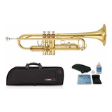 Yamaha Trompeta Dorada Profesional Ytr2330