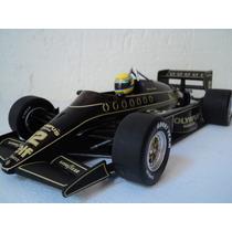 Fórmula 1 Lotus Renault 97t A. Senna Auto A Escala