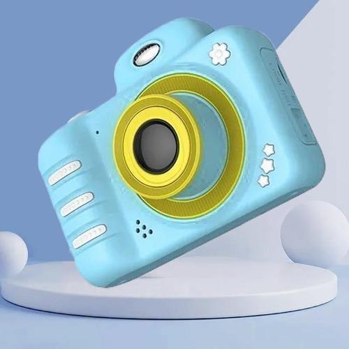 Cámara Digital Para Niños Azul