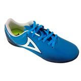 0e6a5e83a4ce8 Tenis Para Fútbol Pirma 183 Sintético Azul Rey 2 Al 4.5