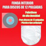 100 Fundas Interiores De Plástico Para Discos Lp's De 12