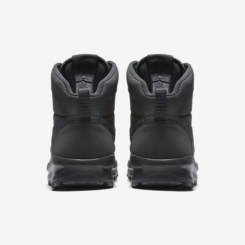 9d27b9bd69f40 Botas Caminata Nike Air Manoadome Gamuza Gris Waterproof. Precio    2499  Ver en MercadoLibre