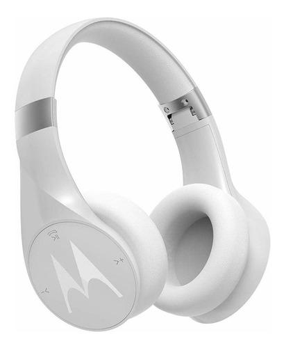 Audífonos Inalámbricos Motorola Pulse Escape+ White