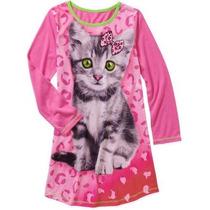 Pijama Vestido Americano Niña Talla 6 Envio Gratis