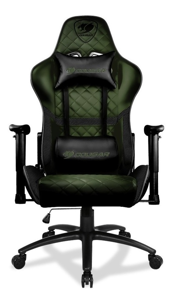 Silla Gamer Cougar Armor One X Military
