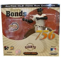 Beisbol Barry Bonds 756