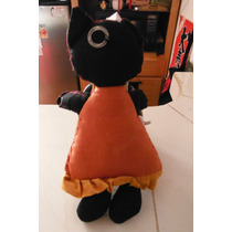 Peluche Black Cat Gato Negro Emo Halloween Decoracion Hogar