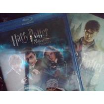 Coleccion De Harry Potter 4dvd Y Un Blu-ray
