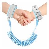 Pulsera De Seguridad Para Niños Stroller Safety 2m Azul