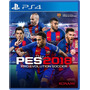 Pro Evolution Soccer Pes 2018 Playstation 4 Ps4 Videojuego