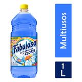 Fabuloso Alternativa A Cloro Limpiador Líquido Multiusos 1 L